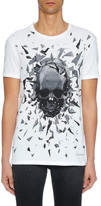Alexander McQueen Men's Short-Sleeve T-Shirt