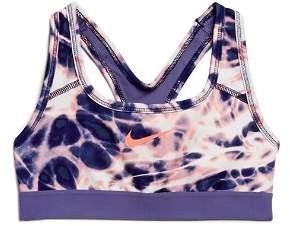 Nike Girls' Classic Tie-Dye Sports Bra - Big Kid