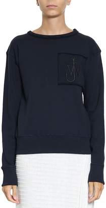 J.W.Anderson Logo Cotton Sweatshirt