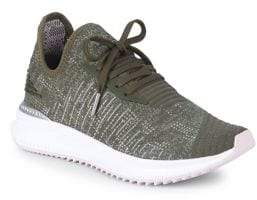 Puma Mosaic Lace-Up Sneakers