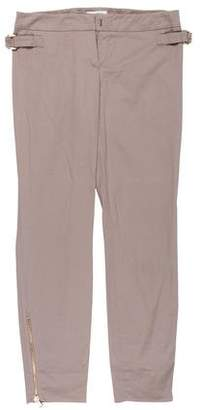 Emilio Pucci Low-Rise Skinny Pants