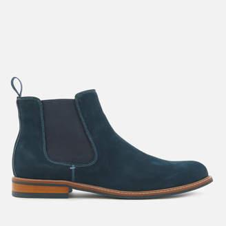 Dune Men's Mccoist Nubuck Chelsea Boots