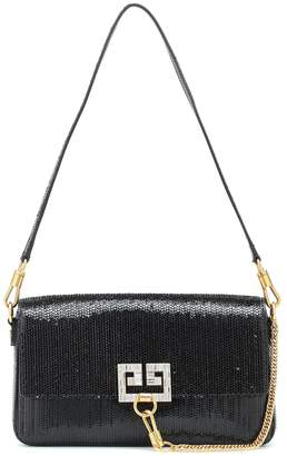 Givenchy Pocket leather shoulder bag