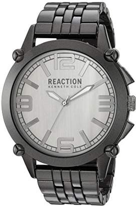 Kenneth Cole Reaction Men's 'Sport' Quartz Metal and Alloy Casual Watch