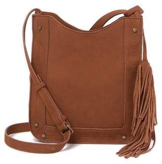 Lucky Brand Wren Leather Shoulder Bag