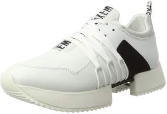 Bikkembergs Women Low Trainers White Size: 4 UK
