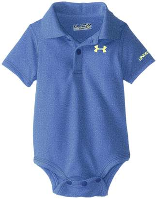 Under Armour Baby-Boys Newborn Polo Bodysuit