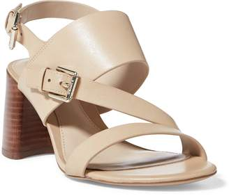 Lauren Ralph Lauren Ralph Lauren Florin Vachetta Leather Sandal