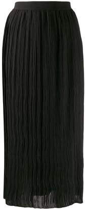 Semi-Couture Semicouture high-waisted pleated skirt