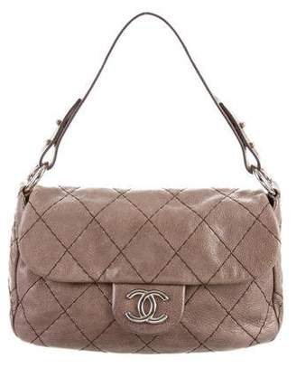 Chanel On The Road Flap Bag