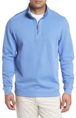 Cutter & Buck Bayview Quarter Zip Pullover