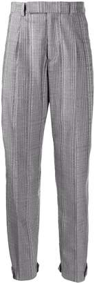 Hope checked trousers