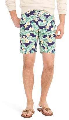 J.Crew J. CREW Jungle Fern Print Swim Trunks
