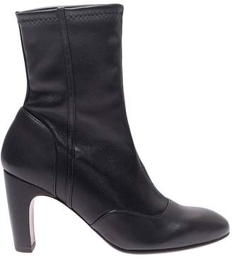 Chie Mihara Heeled Booties Shoes Women