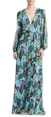 Nicholas Mayflower Wrap Dress