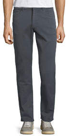 Russell Slim-Straight Jeans Gray