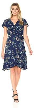 G.H. Bass & Co. Women's Floral Burst Dress