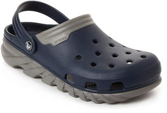 5f9bc894b2c Crocs Navy   Smoke Duet Max Clogs