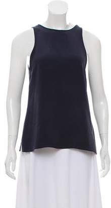 Protagonist Sleeveless Silk Top