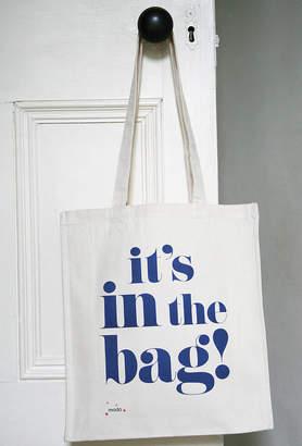 Modo creative 'It's In The Bag' Shopper Bag