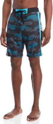adidas Printed Swim Trunks