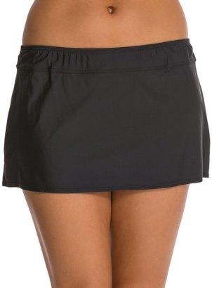 Athena Cabana Solids ALine Swim Skirt - 8120974 $31.45 thestylecure.com