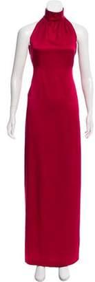 Rachel Zoe Satin Evening Dress w/ Tags