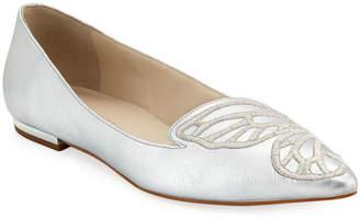 Sophia Webster Bibi Butterfly Ballerina Flat
