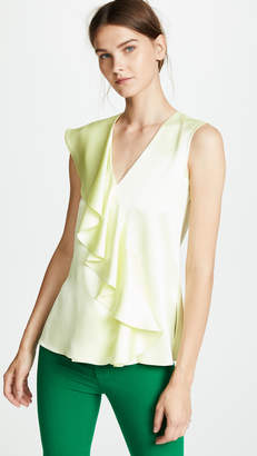 ADAM by Adam Lippes Sleeveless Ruffle Top