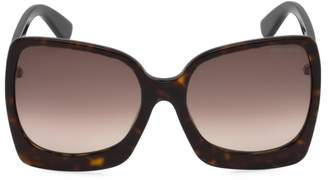 69393766f5 Tom Ford Emmanuella 60MM Oversize Square Sunglasses