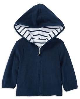 Ralph Lauren Baby's Striped Cotton Hoodie