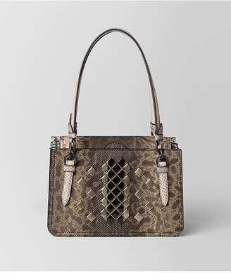 Bottega Veneta Mist Mosaic Studs Reale Bag