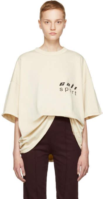 Beige cali Sport Classic T-shirt