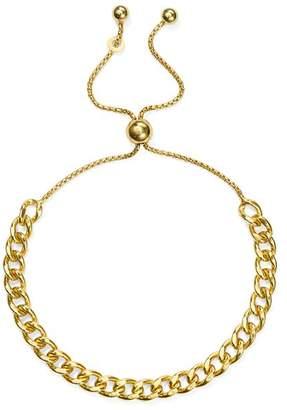 Argentovivo Chainlink Slider Bracelet