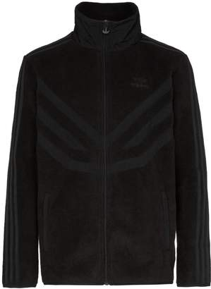adidas polar fleece track jacket