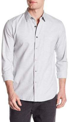 Theory Rammy Gable Point Collar Shirt (Trim Fit)