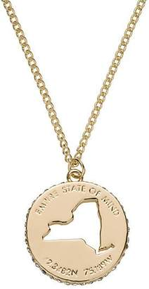 Kate Spade State Of Mind Pendant, NY