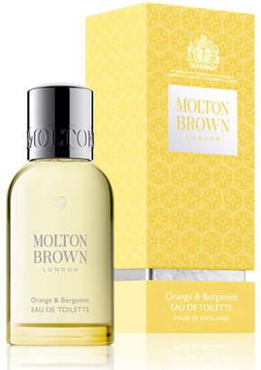 Molton Brown Orange & Bergamot Eau de Toilette, 1.7 oz/ 50 mL