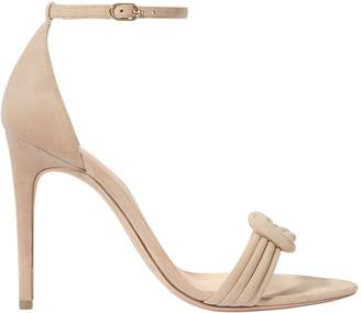 Alexandre Birman Malica Knot Strap Stiletto Sandals