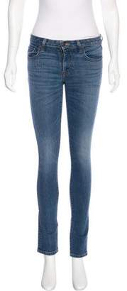 6397 Mid-Rise Skinny Jeans