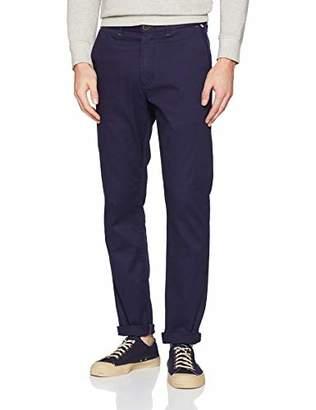 Springfield Men's Chino Slim Basico Oi18 Trousers,(s Size:)