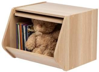 Iris Wood Box