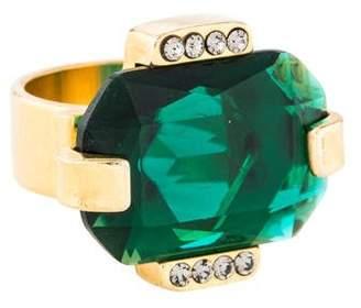Marni Crystal Cocktail Ring
