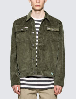 GUESS x Infinite Archives Corduroy Worker Jacket