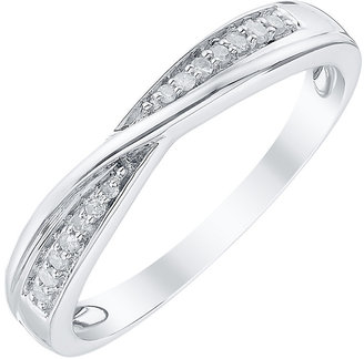 Platinum Diamond Crossover Band