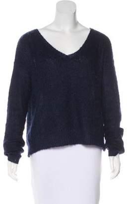 A.L.C. V-Neck Knit Sweater