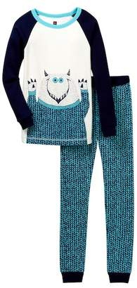 Tea Collection Uilebheist Pajamas (Toddler, Little Boys, & Big Boys)