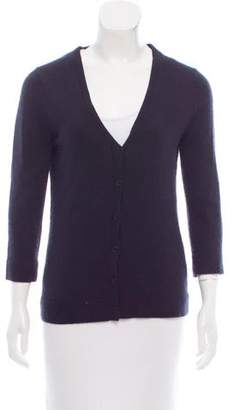 Calvin Klein Collection Cashmere Knit Cardigan