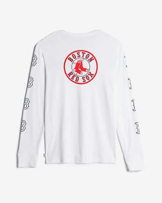 Express Boston Red Sox Long Sleeve Tee