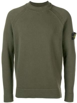Stone Island fine knit sweater